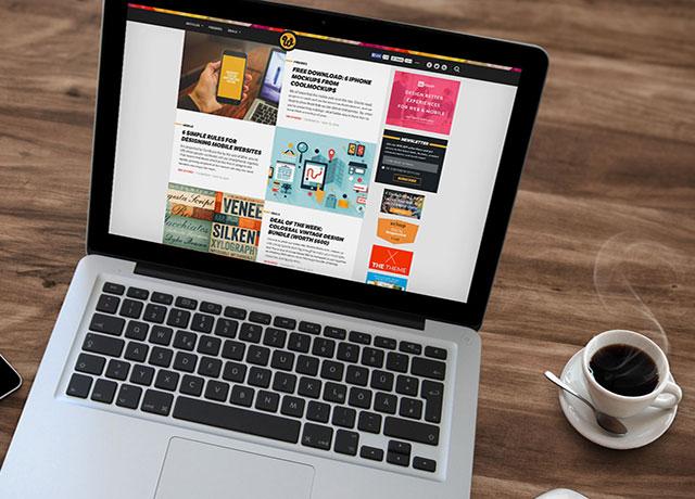 企业展示型网站